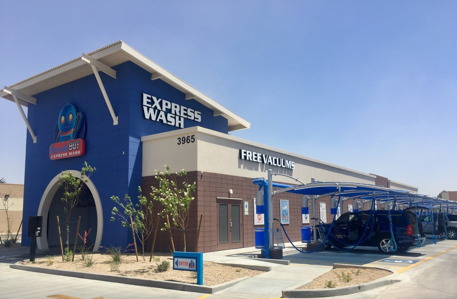 Express Car Wash