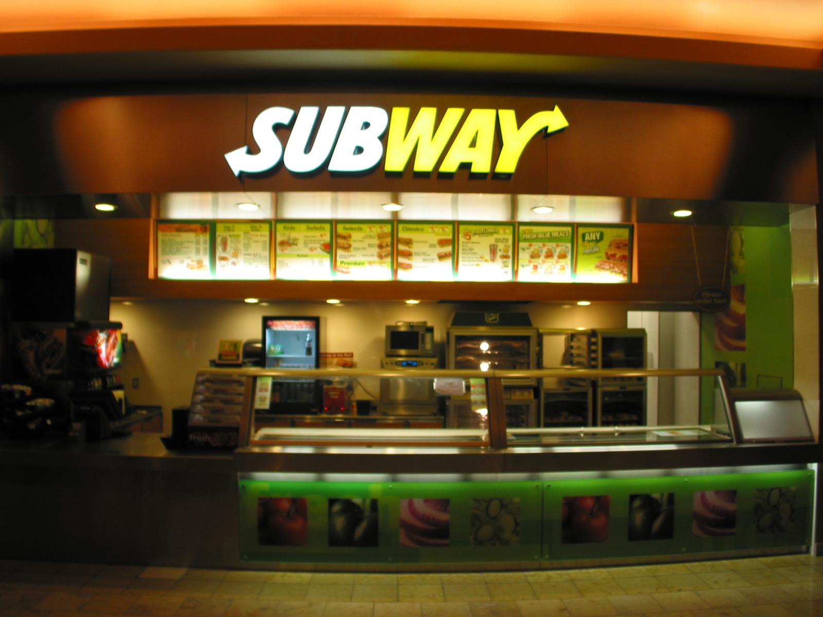 Subway In Lake Havasu City Az