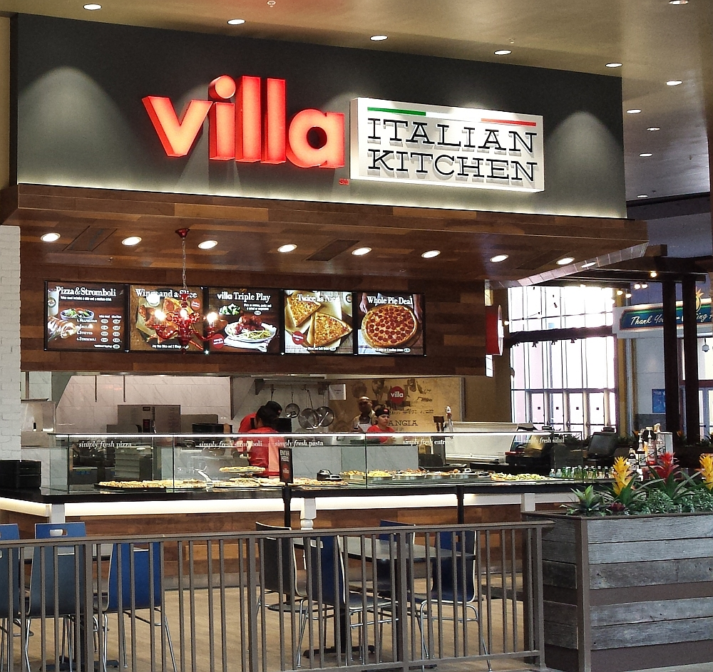 Villa Italian Kitchen Verde Building Corporation
